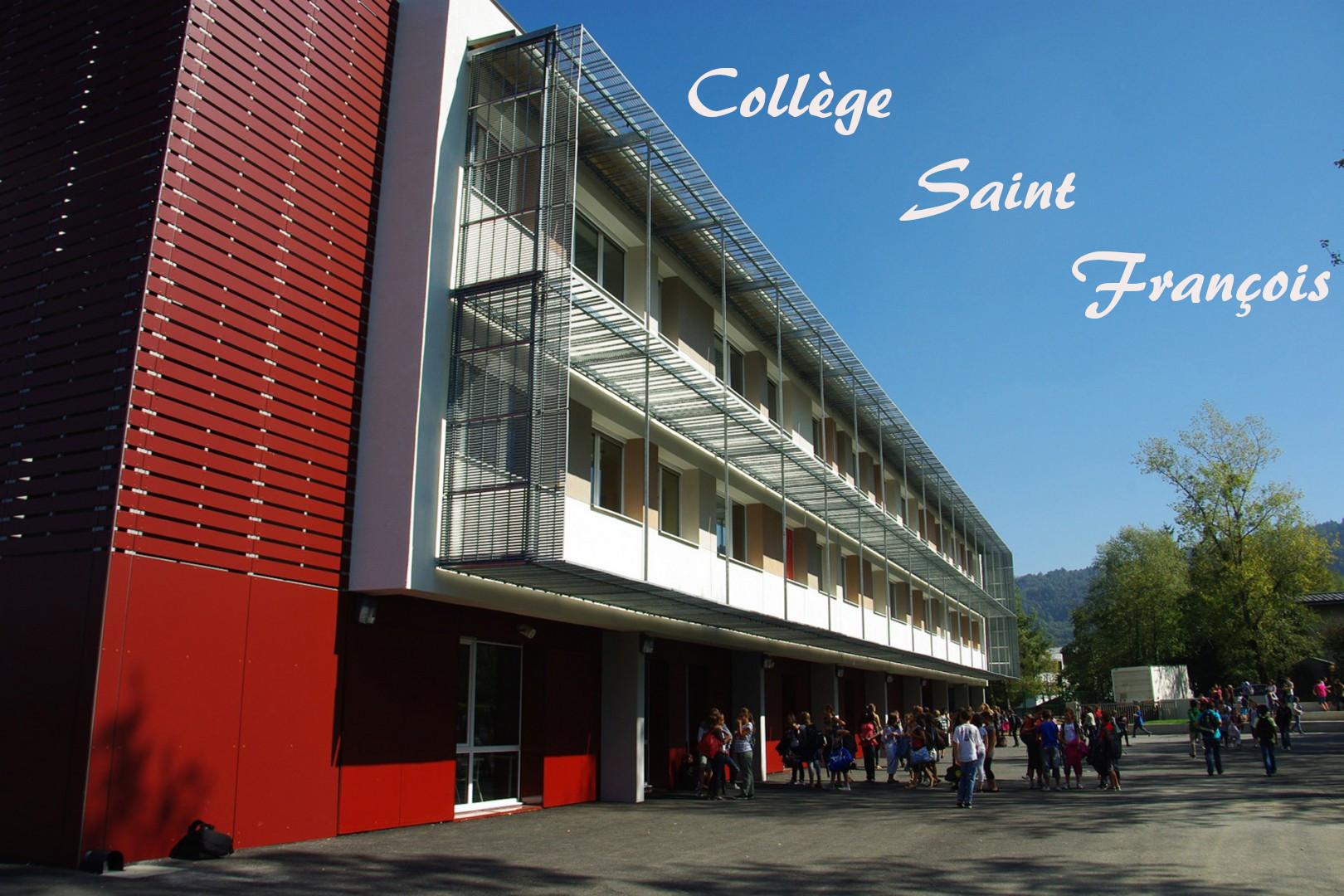Ecole De Design Annecy ecoles et collège privés saint françois et saint pierre des